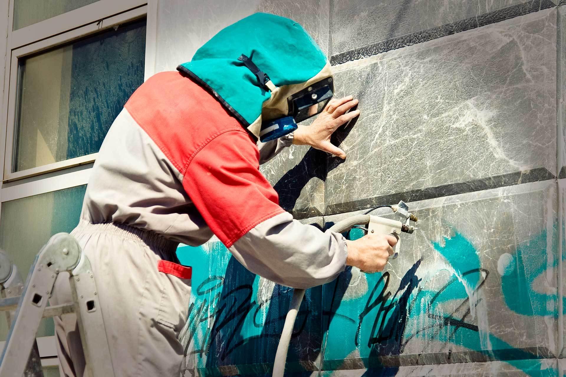 Rimozione Graffiti – Ligur Bonifiche